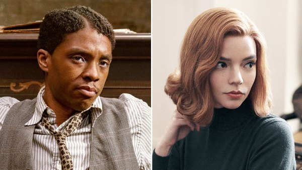 Chadwick Boseman as Levee in Ma Raineys Black Bottom and Anya Taylor-Joy as Beth Harmon in The Queens Gambit SAG Nominations 2021