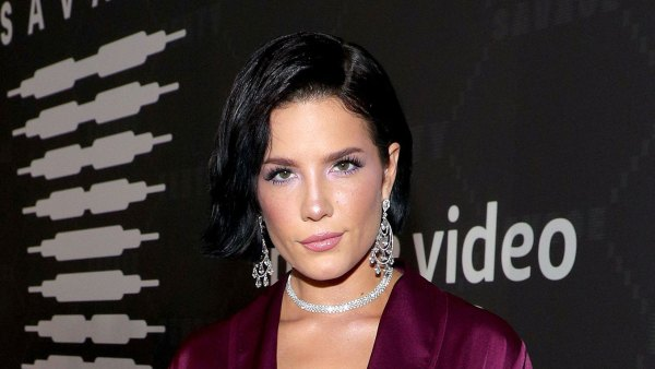 Halsey Is Over the Moon About Pregnancy