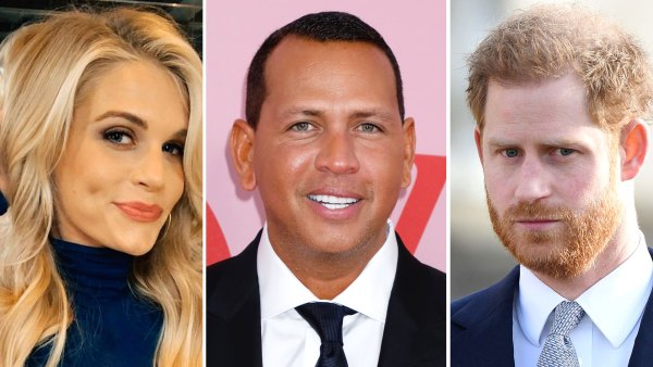 Hot Hollywood Podcast Madison LeCroy Alex Rodriguez Prince Harry