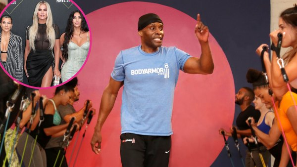 Kardashian Family Trainer Details How He Helps Each Them Stay Shape