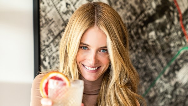 Kate Bock Is Making a Berry Special Pompette Cocktail for Her Valentine