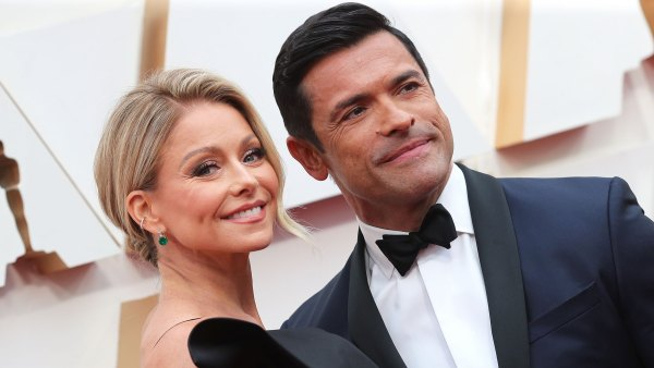 Kelly Ripa Reflects on 'Making' Her and Mark Consuelos' Son Joaquin While Celebrating His 18th Birthday