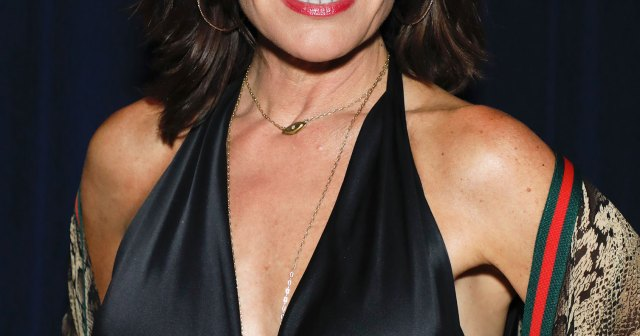 'Real Housewives of New York' Star Luann de Lesseps Rocks a Full Body Clay Mask in Topless Beach Pic.jpg