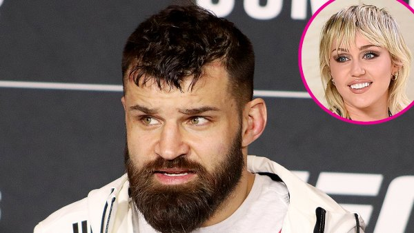 MMA Fighter Julian Marquez Asks Miley Cyrus to Be His Valentine p