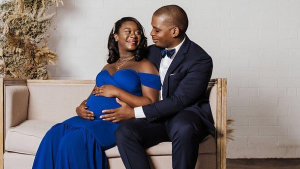 Married at First Sight's Pregnant Deonna McNeill, Greg Okotie Reveal 1st Child's Sex 1