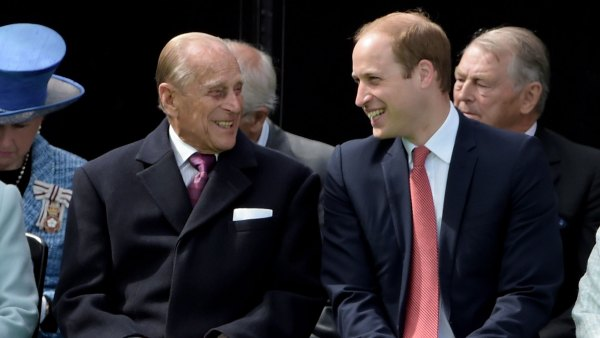 Prince William Gives Update Amid Grandfather Prince Philip Hospitalization