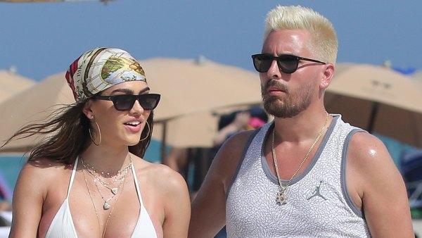 Scott Disick and Amelia Gray Hamlin Go on Fun Date With His Three Kids in Miami