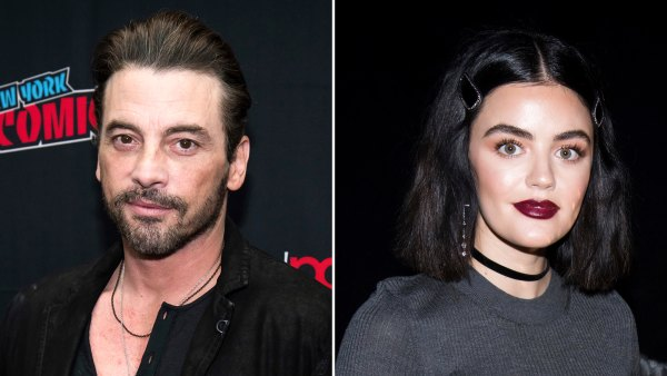 Skeet Ulrich Flirts With Lucy Hale on Instagram Amid Dating Rumors