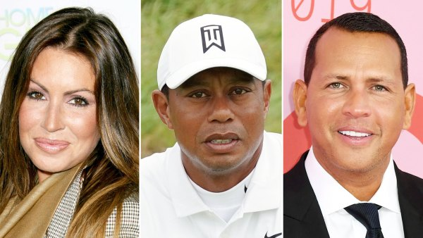 Rachel Uchitel Tiger Woods and Alex Rodriguez Stars React to Tiger Woods Car Accident