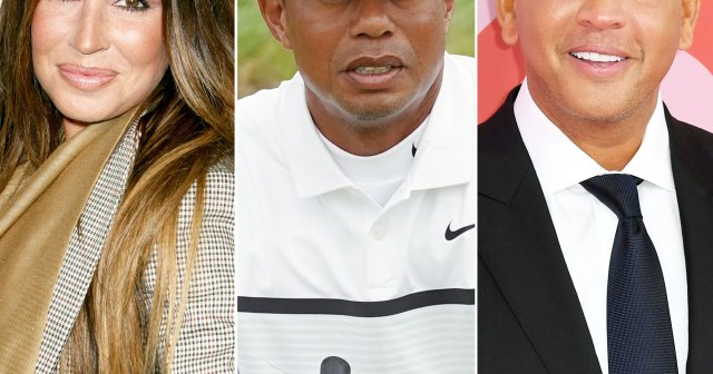 Rachel Uchitel, Alex Rodriguez and More Stars React to Tiger Woods' Car Accident.jpg