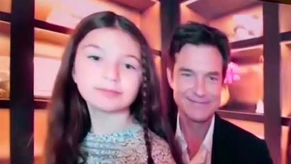 Jason Bateman Stars Who Watched Golden Globes With Their Kids