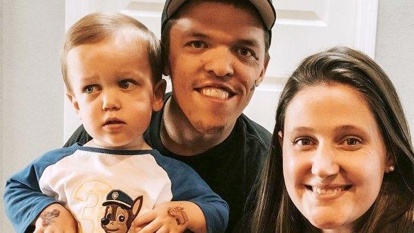 Tori Roloff Zach Roloff Son Jackson Starts Preschool