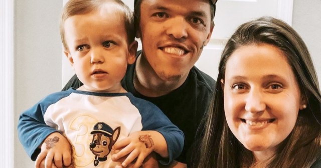 Tori Roloff and Zach Roloff's Son Jackson, 3, Starts Preschool: 'Bursting With Pride'.jpg