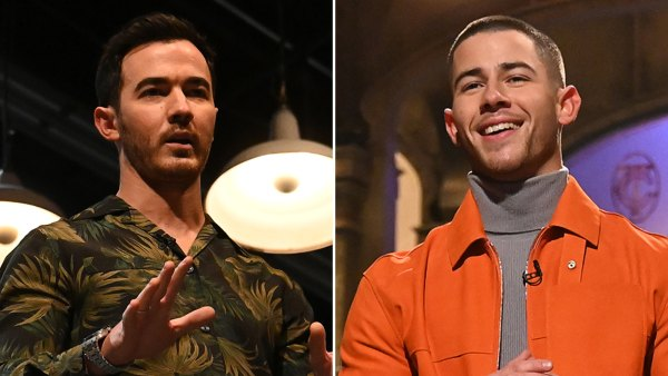 Kevin Jonas Jokes About Jonas Brothers' Future During Nick Jonas' 'Saturday Night Live' Debut: 'Are We Still a Band?'