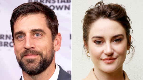 Aaron Rodgers Says He's Really Excited to Have Kids After Shailene Woodley Engagement
