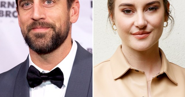 Aaron Rodgers Says He's 'Really Excited' to Have Kids After Shailene Woodley Engagement.jpg