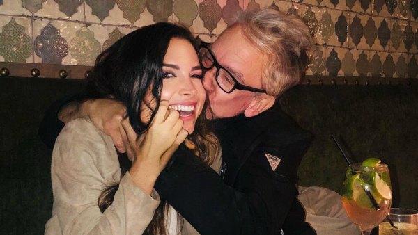Andy Dick Is Engaged Elisa Jordana Celeb Engagements 2021