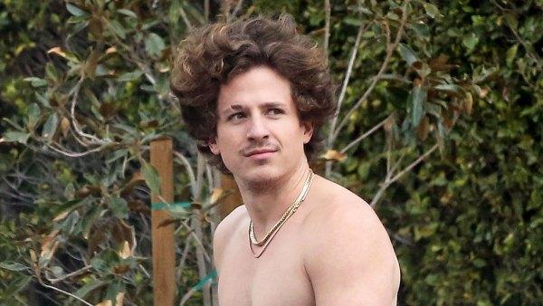 Charlie Puth Shirtless Body Shammers