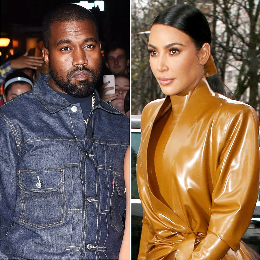 Kanye West Good Spirits Amid Kim Divorce Working on Next Album