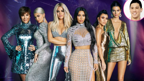 Kardashian Family Is Fond Kendall Jenner BF Devin Booker