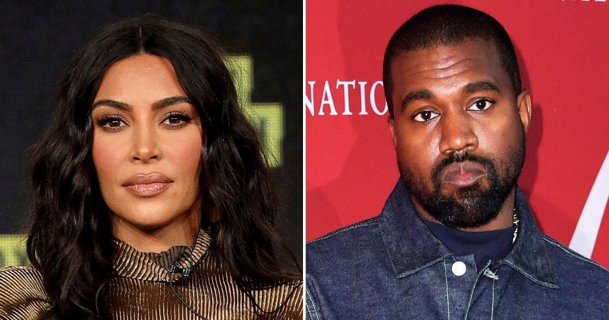 Kim Kardashian Won't Discuss Marriage Struggles on 'KUWTK'