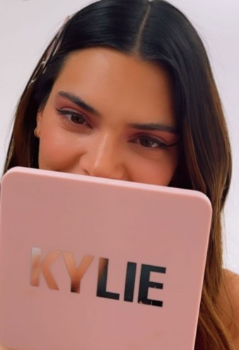 Kylie and Kendall Film Hysterical Drunk 'Get Ready With Me'