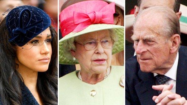 Meghan Markle Says She Called Queen Elizabeth II When She Heard About Prince Philip Hospitalization