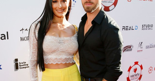 Nikki Bella Wants Another Baby With Artem Chigvintsev But Also Wants a WWE Comeback: It's a 'Battle'.jpg