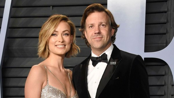 Olivia Wilde Congratulates Ex-Fiance Jason Sudeikis on Critics' Choice Awards 2021 Win