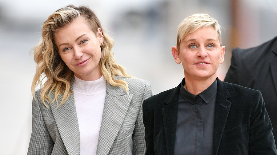 Portia de Rossi Rushed to Hospital by Ellen DeGeneres for Emergency Appendicitis Surgery