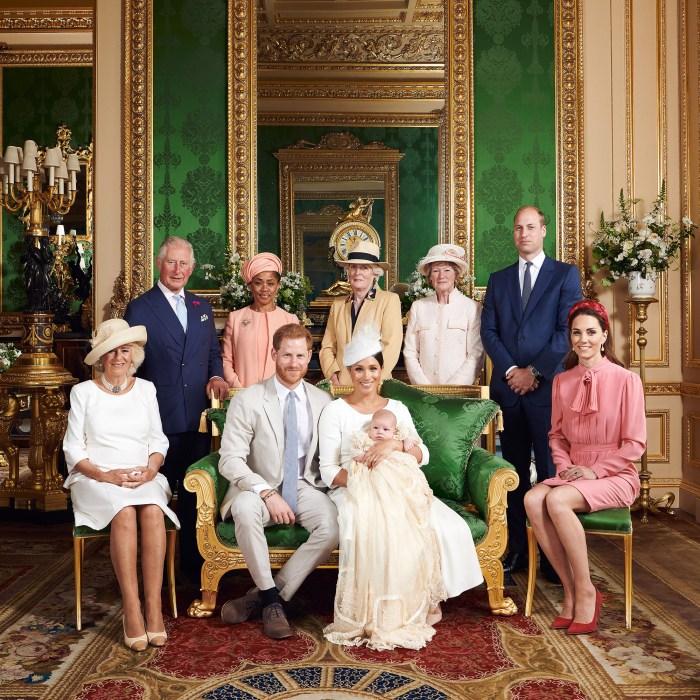 Le prince Harry recycle le même costume gris qu'il portait pour le baptême d'Archie pour CBS Tell-All