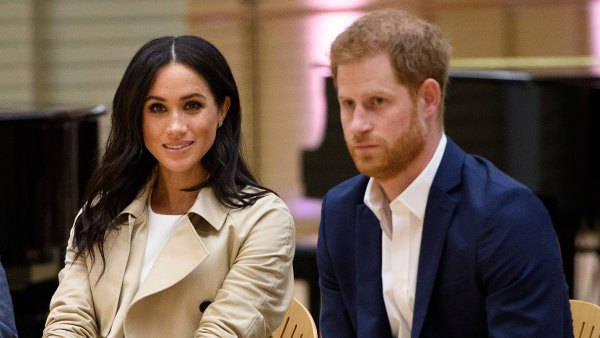 Prince Harry Says Racism Was Toward Meghan Markle Was 'a Large Part' of Choice to Step Away