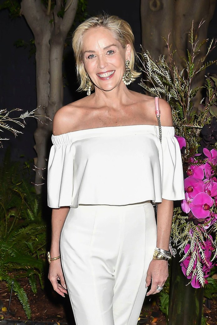 Sharon Stone Says She Was Swindled Into Removing Her Underwear for Famous Basic Instinct Scene