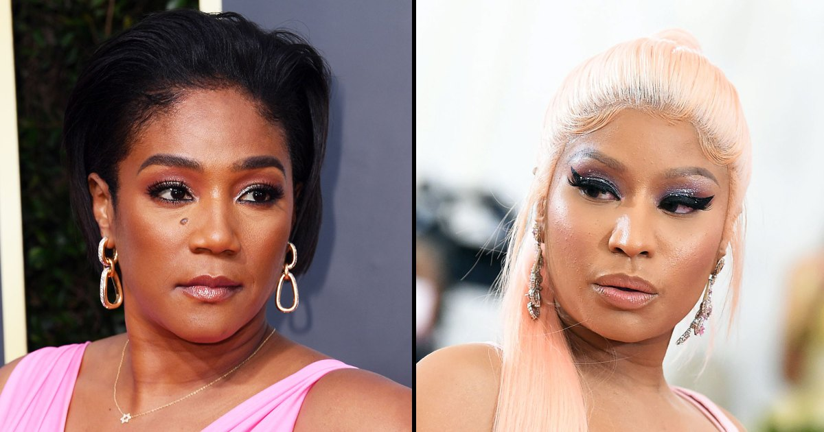 Tiffany Haddish Takes Aim at Nicki Minaj, Calls Her Disrespectful