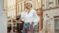 White-Blouse-Stock-Photo
