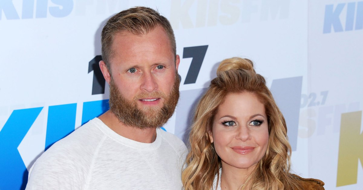 Candace Cameron Bure talks about celebrating 25 years with Valeri Bure