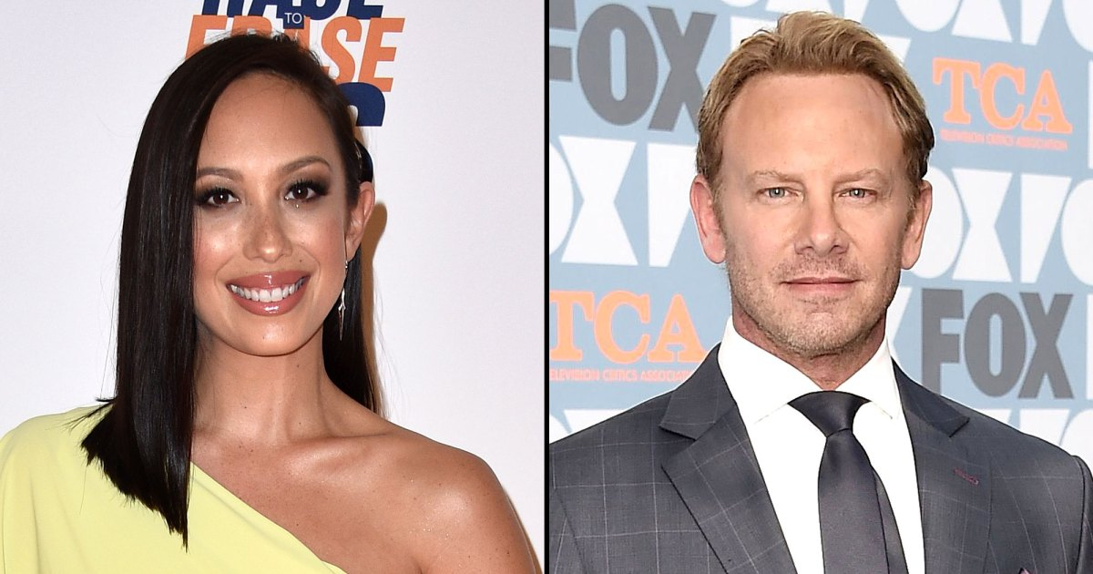 Cheryl Burke Apologizes to Ian Ziering for Past Comments: 'So Inconsiderate' - Us Weekly