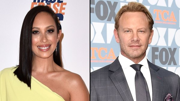 Cheryl Burke Apologizes to Ian Ziering for Past Comments