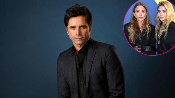 John Stamos Disappointed Mary-Kate and Ashley Olsen Not Joining Fuller House Cameo
