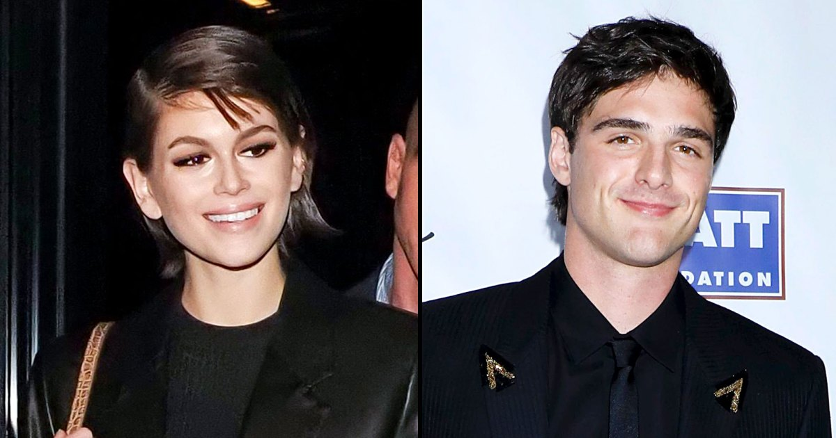 Kaia Gerber and Jacob Elordi Are 'Enjoying' Taking Things Slow: 'They're Not Rushing Into Anything'