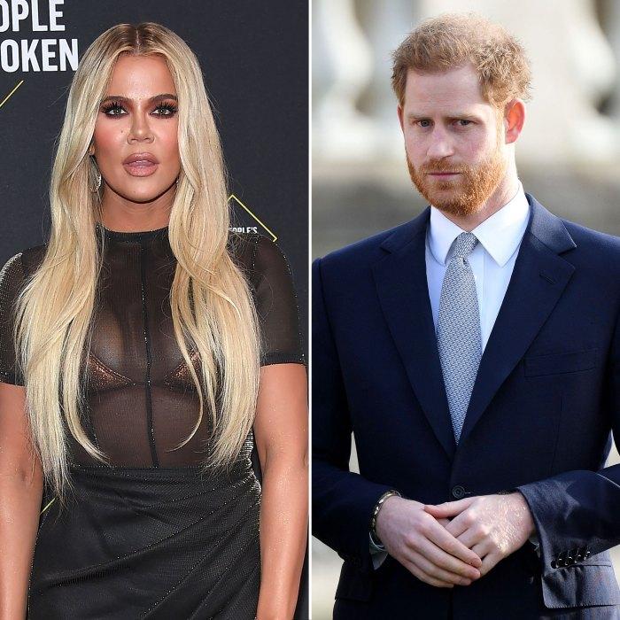 Podcast de Khloe Kardashian et Prince Harry Hollywood