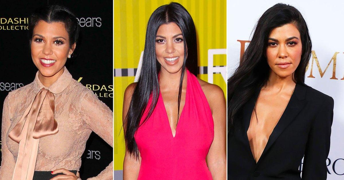 See Kourtney Kardashian's Best Style Moments Since the ...