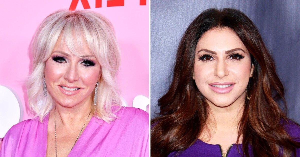 RHONJ's Margaret Josephs Felt 'Disgust' With Jennifer Aydin After Admitting She Slept With Her Former Boss