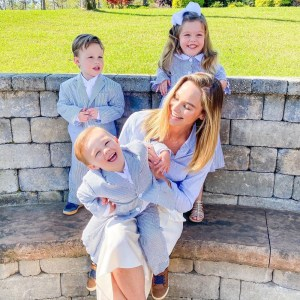 Meghan King's Children Have No Memory of Her Being With Ex Jim Edmonds: 'They're Mind Blown'