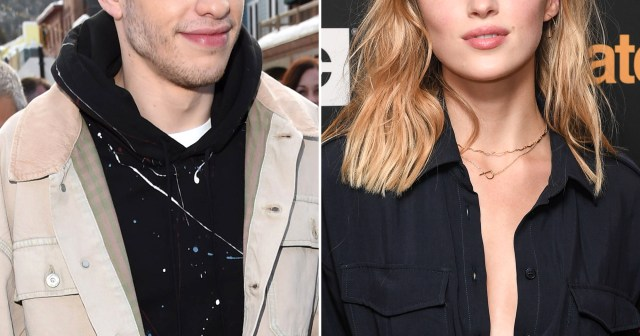 Pete Davidson and Phoebe Dynevor: A Timeline of Their Romance.jpg