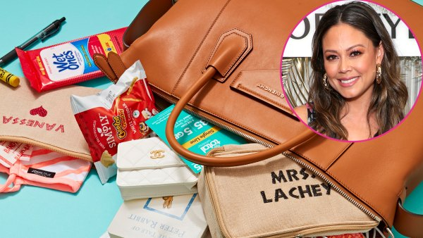 Vanessa Lachey: What's in My Bag?