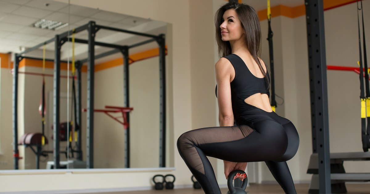 These Squat-Proof Leggings Can Give You Confidence in the Gym