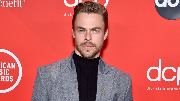 Another Mirrorball Derek Hough Considers Returning to DWTS as Pro