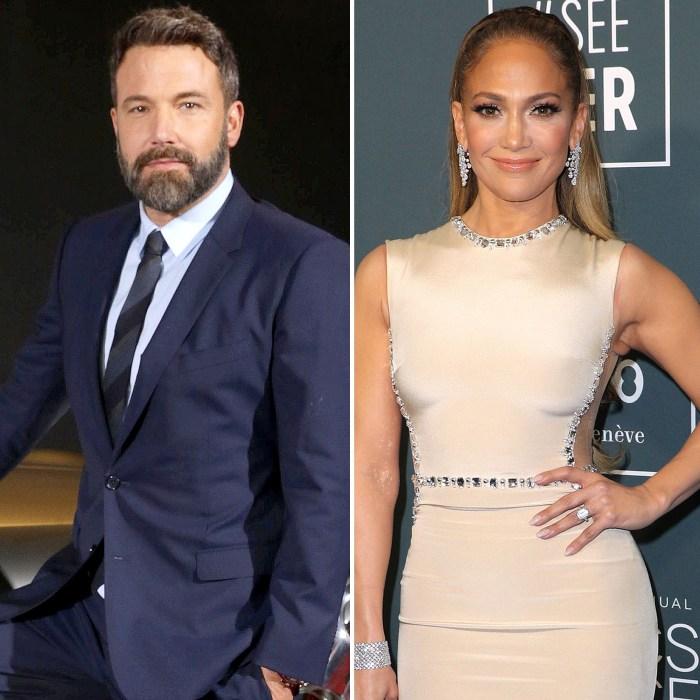 Ben Affleck semble porter la montre que Jennifer Lopez lui a offerte dans Jenny From the Block 2 2