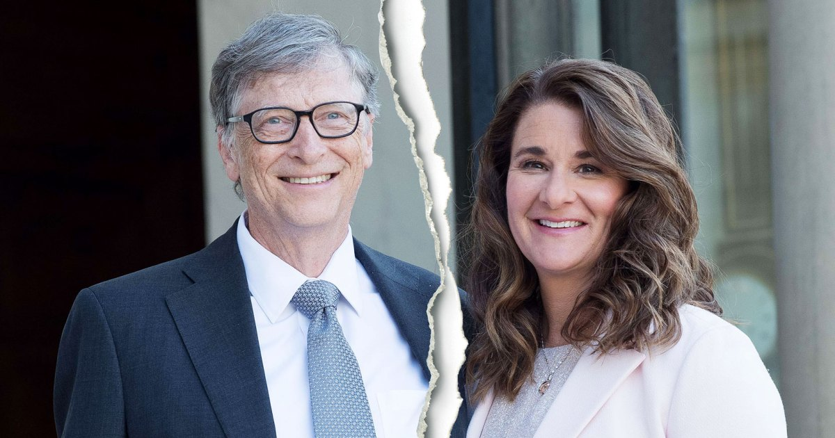 Melinda Gates Lists No Prenup with Bill Gates in Divorce Documents, Declares Their Marriage 'Irretrievably Broken'